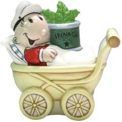 Popeye Magnetic Sweet Pea and Stroller Salt and Pepper Shaker ...