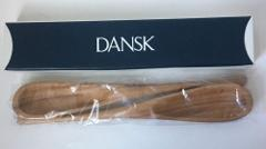 Dansk Wood Classics Salad Servers Set of 2 New in Box Thailand...