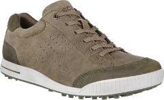 ECCO Street Retro Hydromax Golf Sneaker (Men's) - Tarmac/Fores...