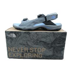 The North Face Storm Sandals Womens Size 7 Blue & Grey Outdoor...