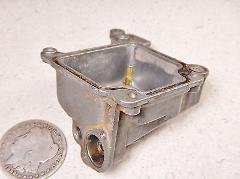 88 HONDA FOURTRAX TRX300 CARBURETOR FLOAT BOWL CHAMBER