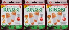 Kinoki Foot Care Relax Sheet With 100 pads