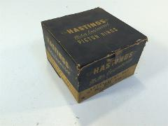 Vintage Hastings Steel-Vent Set Piston Rings No. 826 STD. Made...