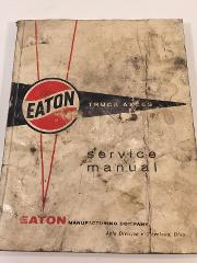 1963 Eaton Truck Axles Service Manual Cleveland, OH