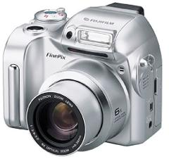 Fujifilm FinePix 2800 2MP Digital Camera w/ 6x Optical Zoom