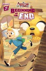 Adventure Time Beginning of the End #2 Comic Book 2018 - Boom
