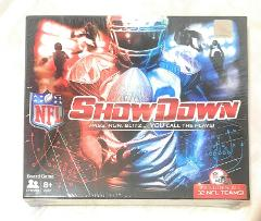 NFL Showdown Pass Run Blitz Board Game Including ALL 32 NFL Te...