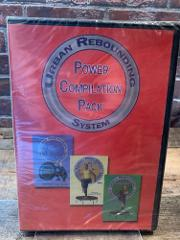 Urban Rebounding System Power Compilation Pack DVD NEW Trampol...