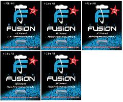 Blue Fusion 5 x Pills All Natural Male Performance MADE IN USA...