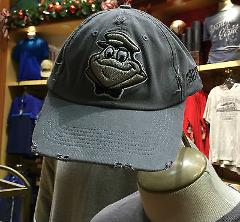 DISNEY PARKS MR TOAD TOAD'S TAXI SERVICE MENS HAT BASEBALL CA...