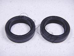 85-87 Honda ATC250SX New K&L Front Fork Damper Oil Seal Set 01...