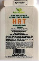 Natural Herbal Alternative to Taking HRT 60 Capsules Buy 3 Get...