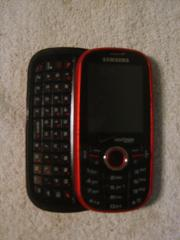 Samsung Intensity SCH-U450 Phone, Red (Verizon Wireless) - SAM...