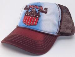 NEW with Tags Chevrolet Chevy Nova Trucker Hat Cap - Brown - O...