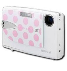 Fujifilm Fine Pix Z20fd 10.0 mp Digital (White & Pink Polka Do...