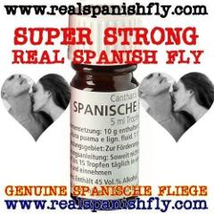 REAL SPANISH FLY SEX DROPS!! SPANISCHE FLIEGE A++++