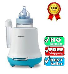 Milk Bottle Warmer Breastmilk Baby Food Formula Feeding Heater...