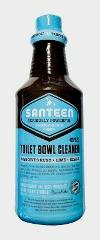 Santeen TOILET BOWL CLEANER 32 oz. Dissolves Rust Lime Scale H...
