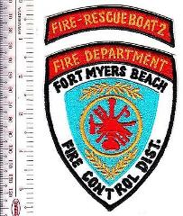 Fire Boat Florida Fort Myers Beach Fire Control District Fireb...