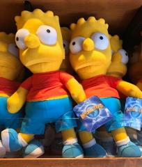 Universal Studios Exclusive The Simpson Bart Simpson 13