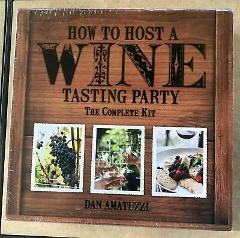 BNIP How to Host a Wine Tasting Party the Complete Kit