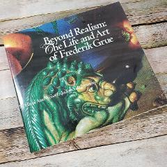 Beyond Realism The Life and Art of Frederik Grue by Weiss and ...