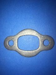 High Performance Motorized Bicycle Exhaust Gasket-Metal Coat R...