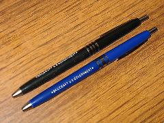 NEW (2) Skilcraft US Government (1) Black (1) Blue Ballpoint B...