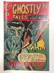Ghostly Tales #70 Comic Book Charlton 1968