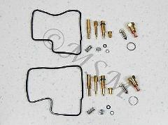 88-91 NT650 HAWK GT 650 NEW KEYSTER MASTER CARB CARBURETOR REP...