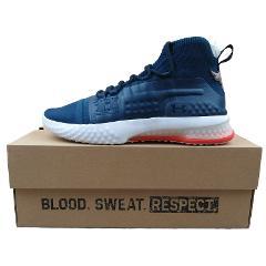Under Armour Project Rock 1 Shoes Size 9 Mens Blue 3020788 401...