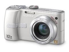 Panasonic Lumix DMC-TZ1S 5MP Compact Digital Camera with 10x O...