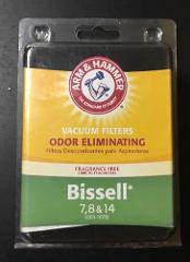 Arm & Hammer Odor Eliminating Vacuum Filters Set Bissell 7 8 a...