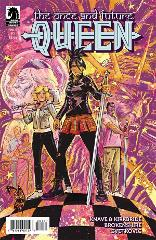 Once And Future Queen #1 Comic Book 2017 - Dark Horse