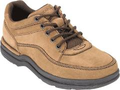 Rockport World Tour Classic Walking Shoe (Men's) - NEW - Choco...
