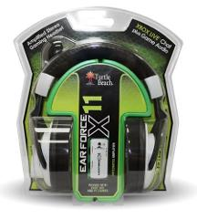 Ear Force X11 Gaming Headset Xbox 360 Amplified Stereo With Chat
