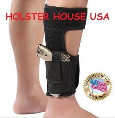 Ankle Gun Holster Fits Taurus TCP PT-738 & Similar Size Tactic...