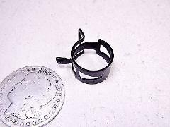 99 YAMAHA YZ125 TOP UPPER RADIATOR CONNECTING HOSE CLAMP