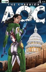 The Superior AOC #1 Comic Book 2019 - Keenspot