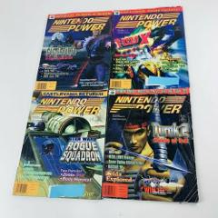 Nintendo Power Magazines Lot of 4 - Volumes 112, 113, 115, 116