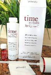 Philosophy TIME IN A BOTTLE Anti-Aging Renew Repair Face Serum...
