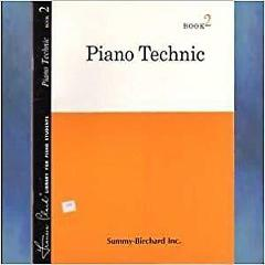 Piano Technic: Book 2