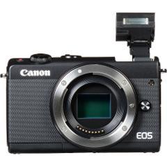 Sale Canon Eos M100 24.2 Mp Digital Camera Body - Black Summer...