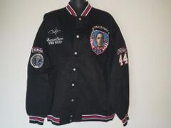 President Barack Obama Black twill Jacket 2008 44th President ...