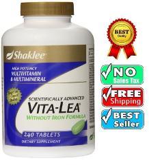 Vita-Lea The Perfect Multivitamin & Multimineral Dietary Suppl...