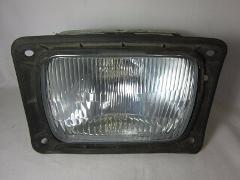 86 Kawasaki Voyager 1300 Front Headlight Light Lamp with Gaske...