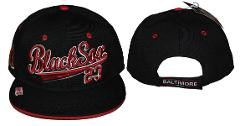 NLBM Negro League Black Sox Legacy Cap