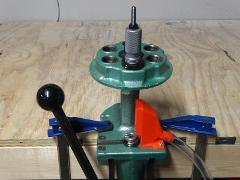 RCBS Turret Reloading Press upgrade Primer Catcher