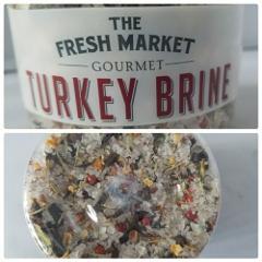 2 x The Fresh Market Turkey Brine Spice Blend Thanksgiving Hol...