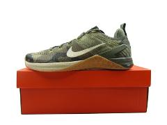 Nike Metcon DSX Flyknit 2 Mens Training Shoes Olive Camo 92442...